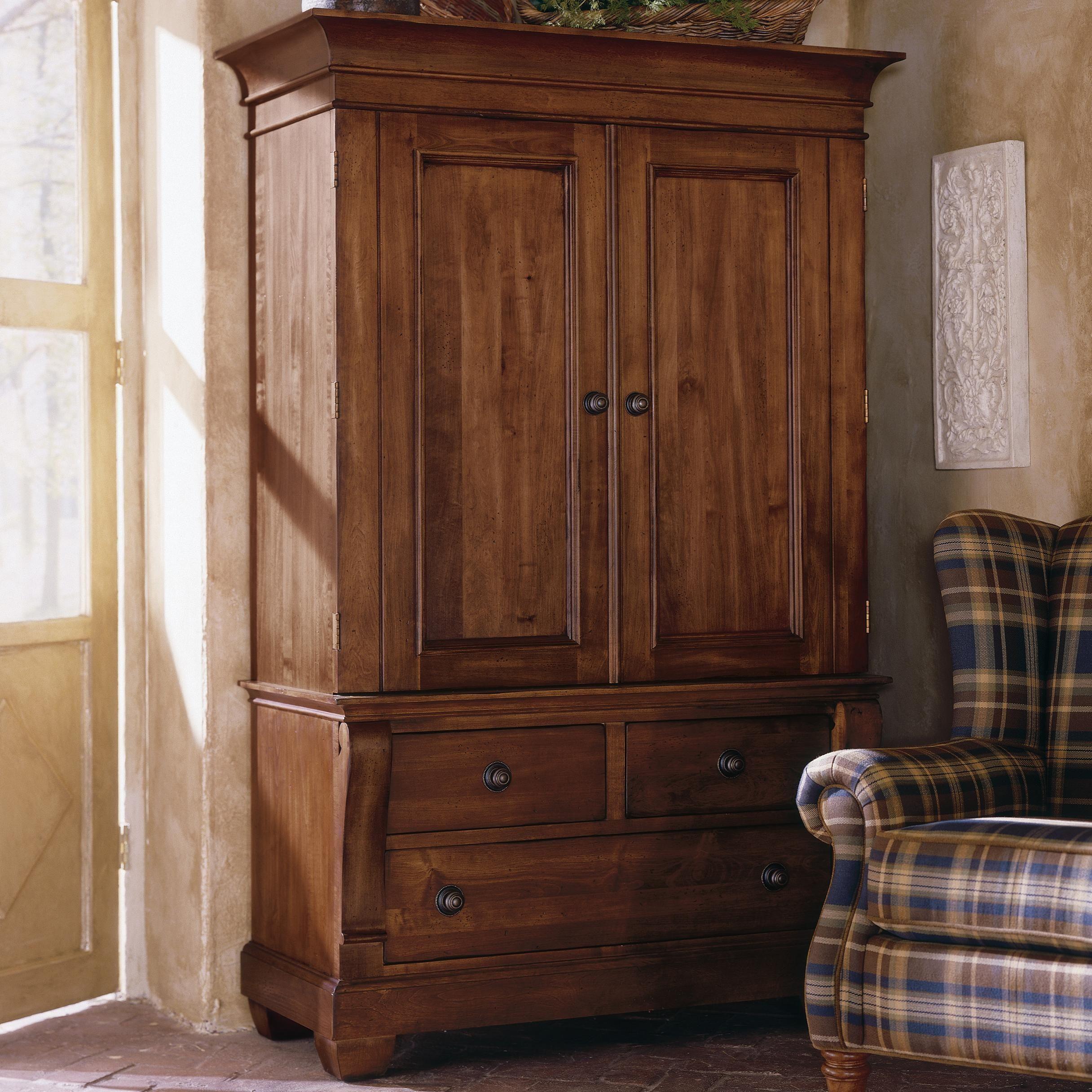 Wood Tv Cabinet With Doors