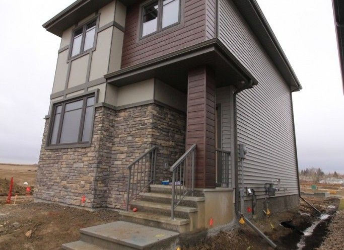 This Residential Development Utilizes Our Sagiwall In A