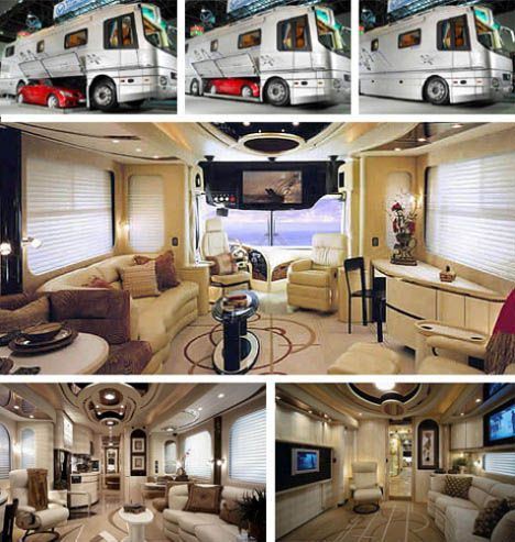 World's Most Luxurious and Expensive Mobile Home
