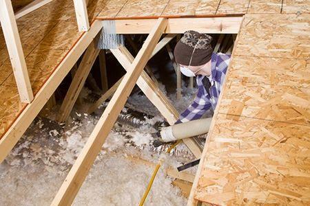 6 Tips For Installing Fiberglass Insulation In Your Walls Installing Fiberglass Insulation Fiberglass Insulation Interior Wall Insulation