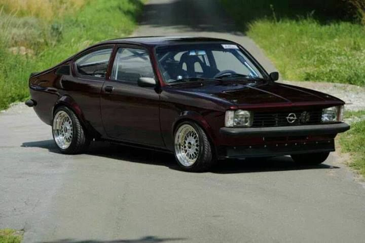 opel kadett c on bbs opel pinterest cars opel manta. Black Bedroom Furniture Sets. Home Design Ideas