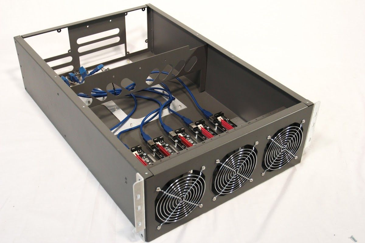 Ethereum Mining Rig Dimensions Google Search Gpu Server Ethereum Mining Bitcoin Mining