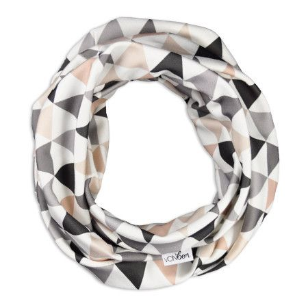 Kennedy needs this...Triangle Infinity Cowl