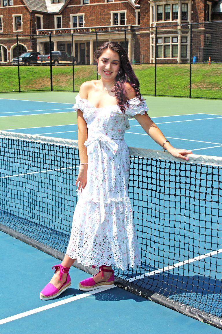 My Favorites From Love Shack Fancy X Target Chronicles Of Cristina Pretty Dresses Fancy Vintage Elegant [ 1152 x 768 Pixel ]