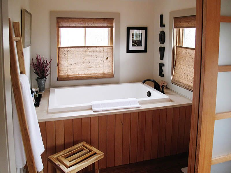 The Calyx Deep Soaking Tub - Minimalist Style Designed at the ...