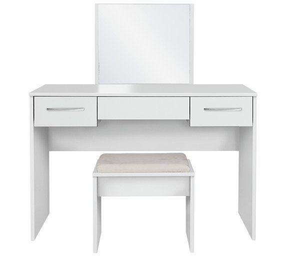 Argos Bedroom Furniture Dressing Table