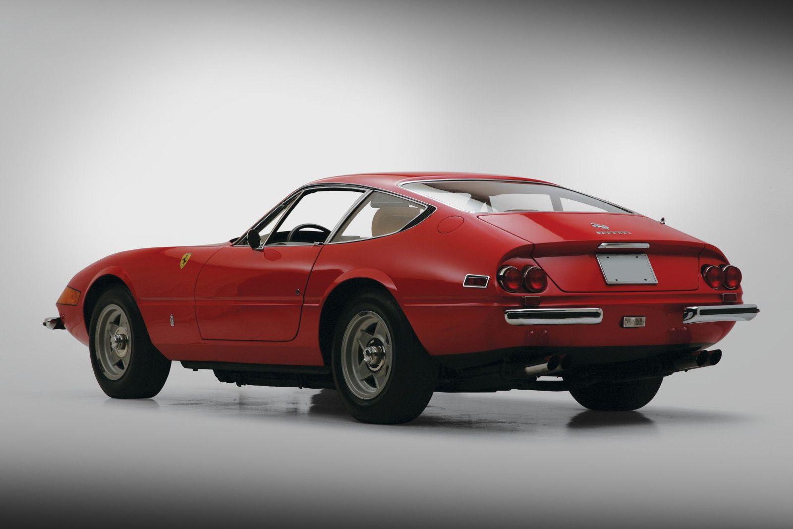 Ferrari 365 GTB4 Daytona Vintage Cars Pinterest