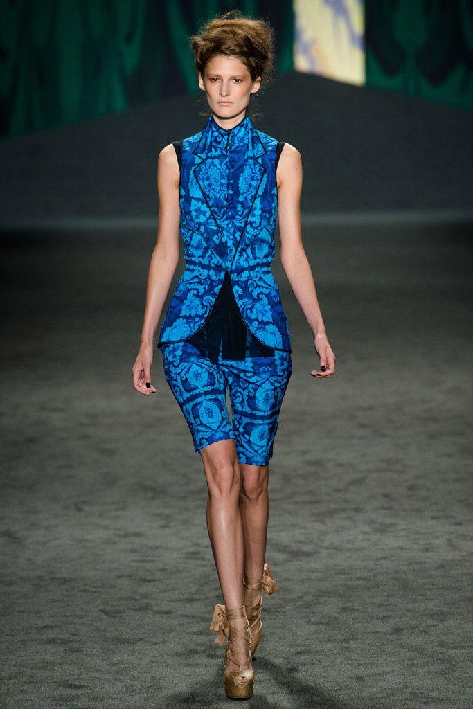PV 2013  Vera Wang - Pasarela