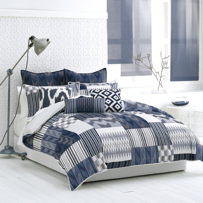 Have To Have It Linen House Shimoni 3 Pc Comforter Set 48 01