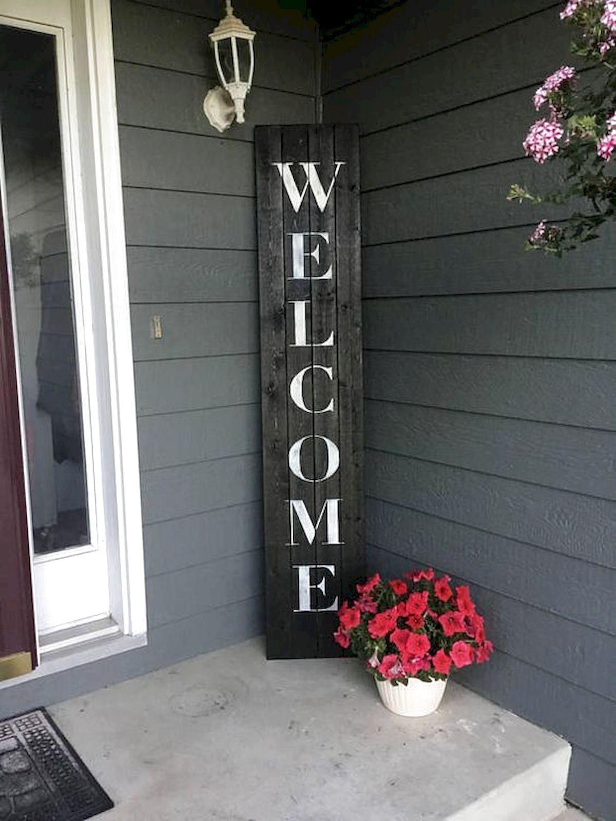 48 farmhouse porch design decor ideas signs