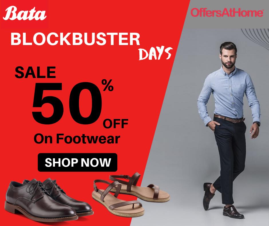 bata clearance sale 2019