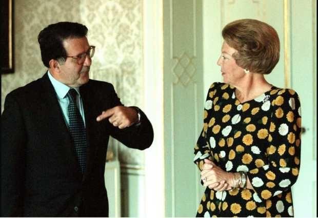 ANP Historisch Archief Community - Prodi Beatrix
