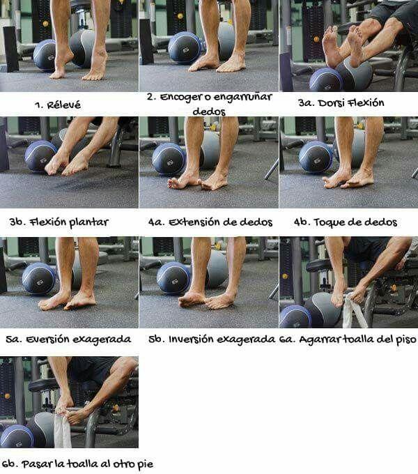 De ejercicios dolor pies de para estiramiento