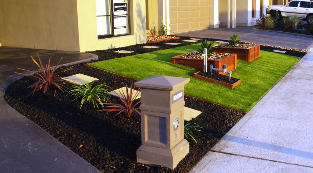 Front yard ideas | Small front gardens