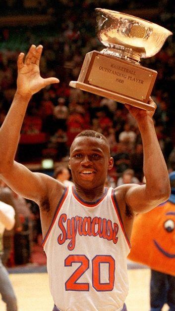 Sherman Douglas Syracuse Basketball Pinterest