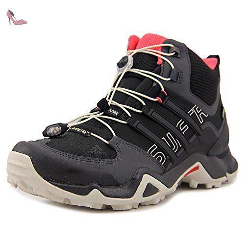 online store 43fa9 dce67 Adidas Outdoor 2016 Terrex Swift R Mid Chaussures Gtx Montagne Sport -  Af6107 (Gris foncé   noir   - Chaussures adidas ( Partner-Link)