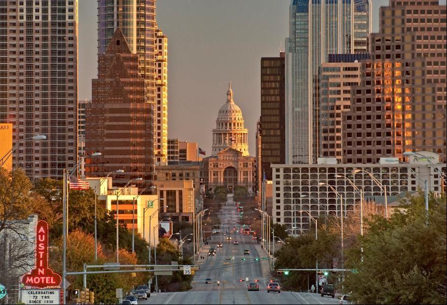 No. 1 Austin, Texas Best cities, Weekend breaks, Travel