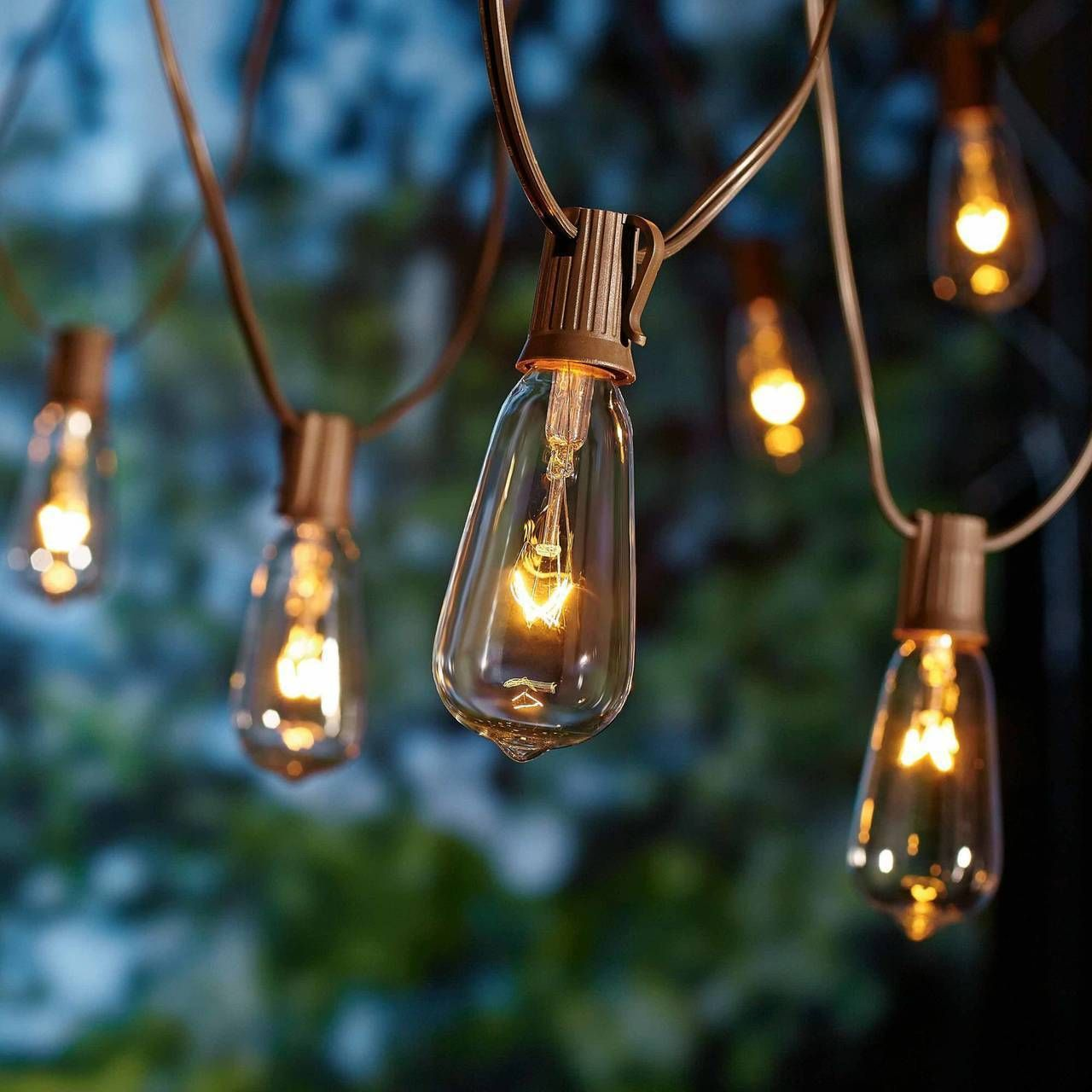 Garden String Lights Captivating L I G H T S  Bohemio Pinterest  Cozy Cafe And Cozy