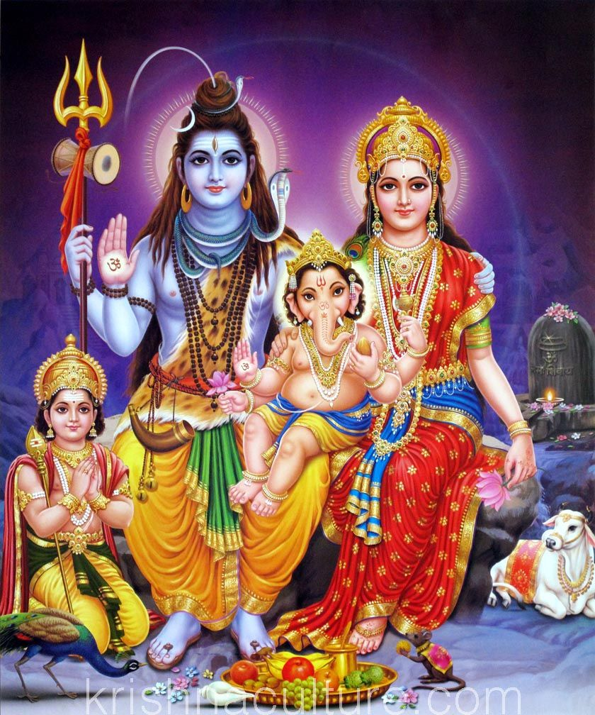 Gods Wallpaper: Lord Shiva Family Photos - Google Search