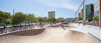 Image result for urban skateparks spain