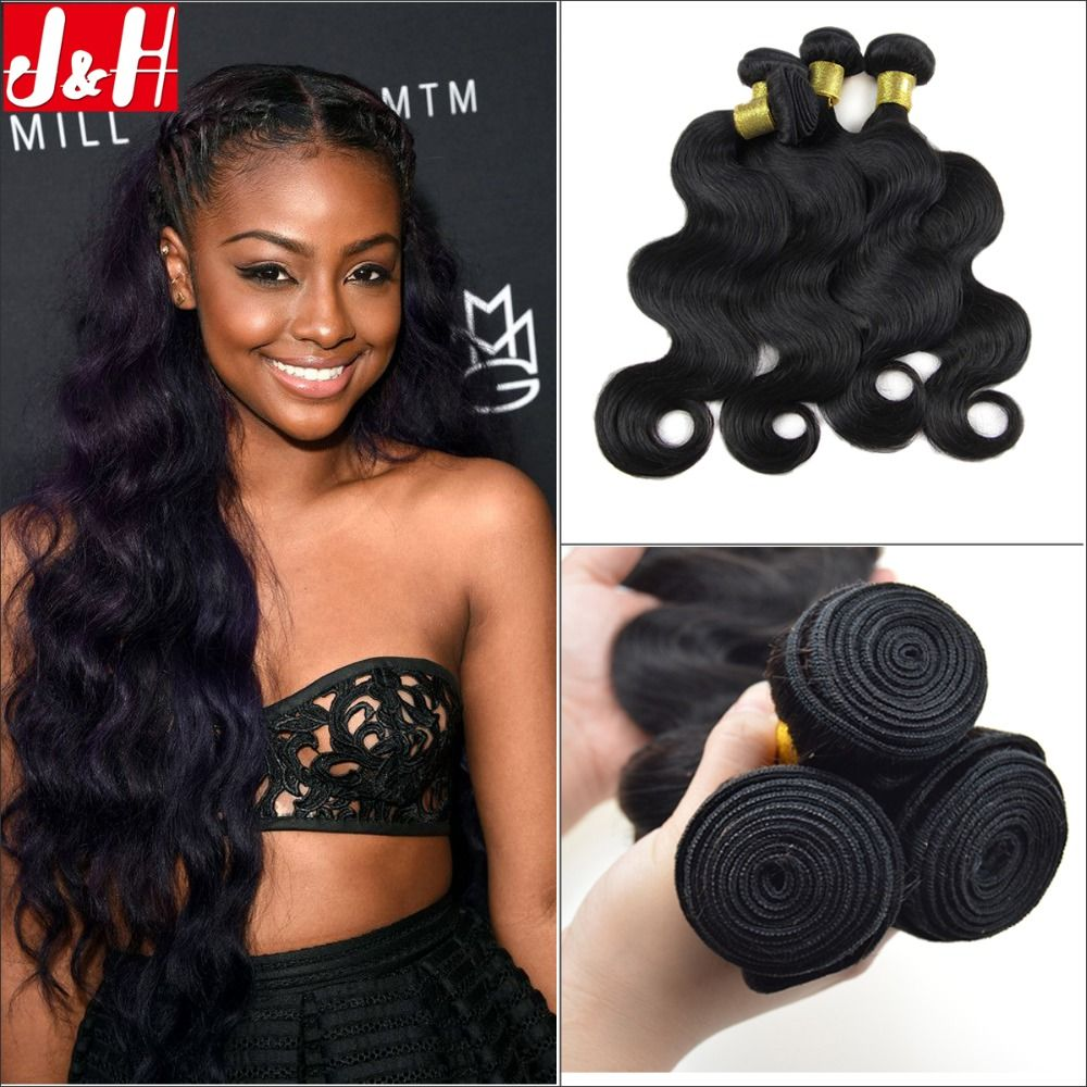 Find more human hair extensions information about 4pcs cheap find more human hair extensions information about 4pcs cheap brazilian virgin hair weaves body wave best pmusecretfo Gallery
