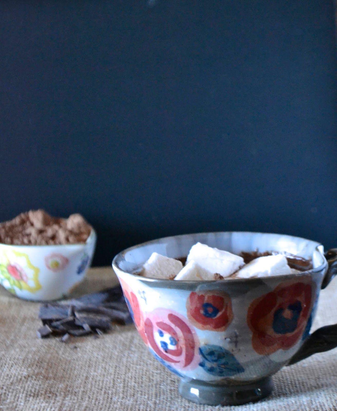 Paleo Crumbs: Creamy Hot Cocoa (dairy free)
