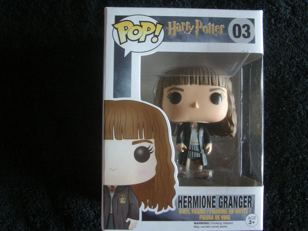 Funko POP Hermione Granger Vinyl Figure / Harry Potter