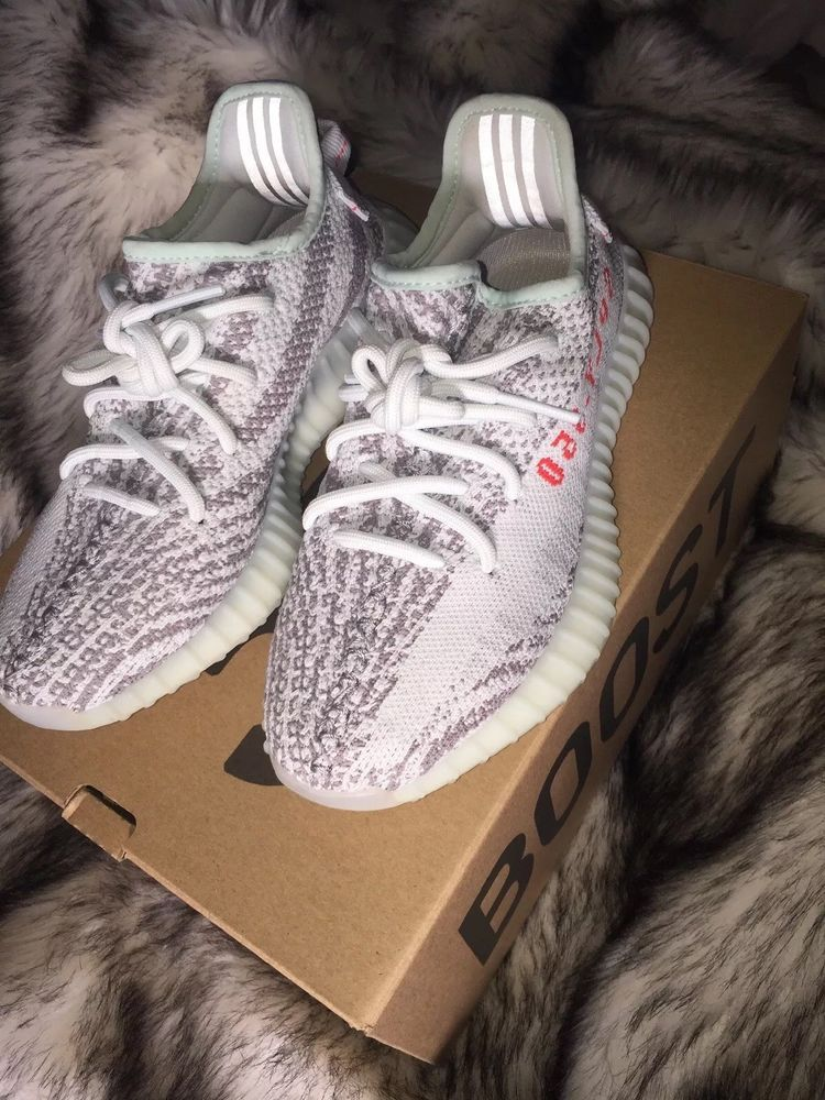 204ebe007 adidas yeezy boost 350 v2 Blue Tint Mens size 4  fashion  clothing  shoes   accessories  mensshoes  athleticshoes (ebay link)