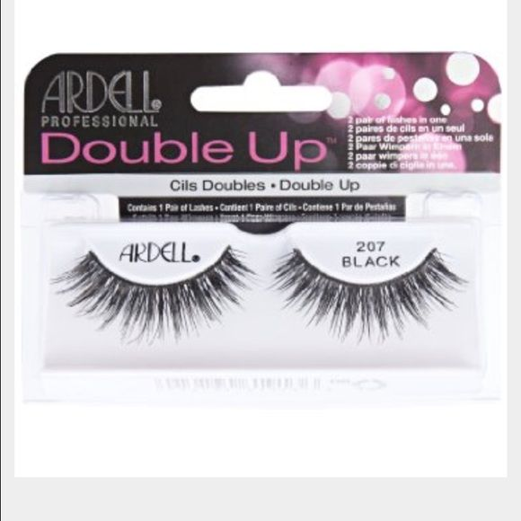 658ec1f558c ISO... Ardell 207 Ardell 207 double up Lashes Ardell Makeup False ...