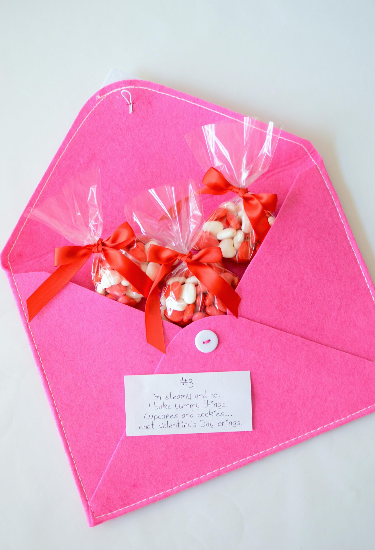 Valentine Scavenger Hunt | Pinterest