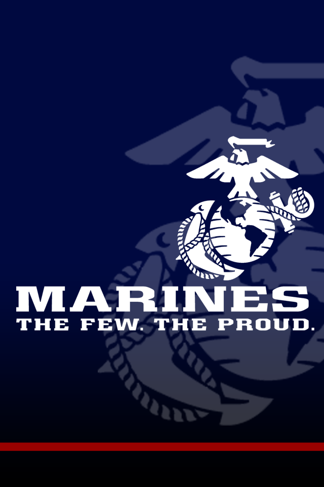 Usmc Iphone Wallpaper Wallpapersafari Usmc