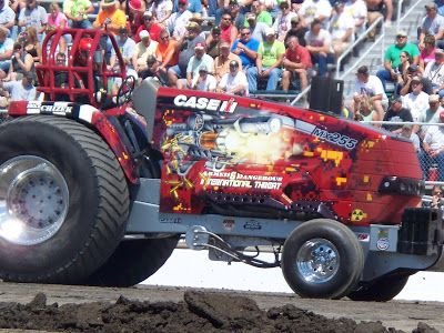 Visit Bg Ohio Tractor Pulling Truck And Tractor Pull Tractors