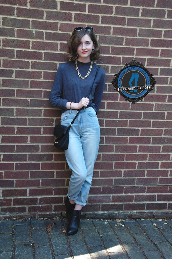 e33e132b6fa How to Wear Mom Jeans in Style — 5 Ways Bloggers Style Them