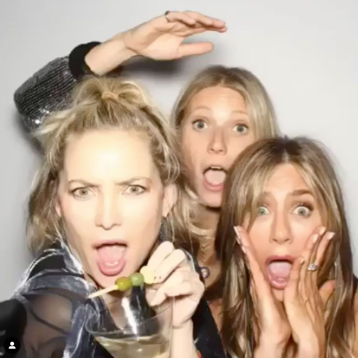 Kate Hudson, Paltrow and More Get Silly with