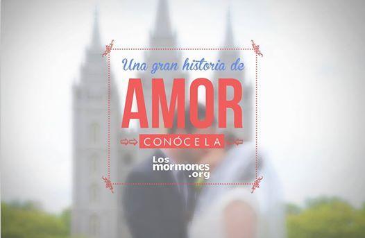 Una Historia de Amor Conócela aquí: http://losmormones.org/1980/la-increible-historia-de-amor-de-un-ateo-y-una-voluntaria-de-mormon-org