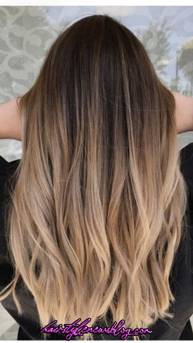 2020 Balayage Hair Brown Hair Balayage Brown Blonde Hair In 2020 Ombre Hair Blonde Balayage Hair Brown Ombre Hair