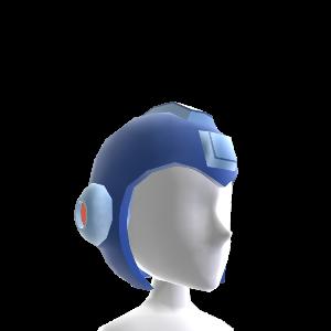 Mega Man Helmet Mega Man Mega Man Helmet Man
