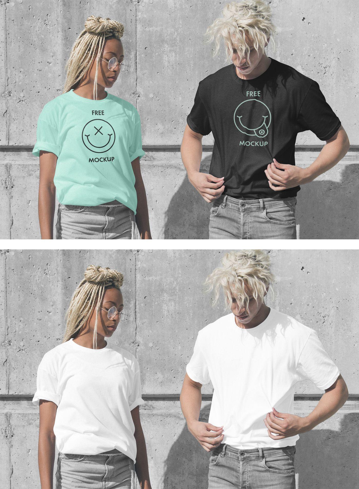 Download T Shirts Psd Mockup Shirt Mockup Graphic Design Freebies Tshirt Mockup Free