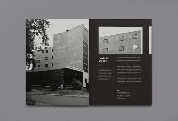 The Legacy of Le Corbusier on Editorial Design Served