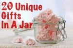 20 Unique Gifts In a Jar
