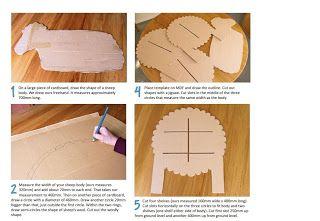Do it yourself how to make a cardboard shelving sheep grand do it yourself how to make a cardboard shelving sheep solutioingenieria Choice Image