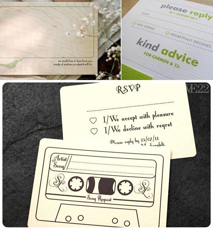 pin en wedding invitations