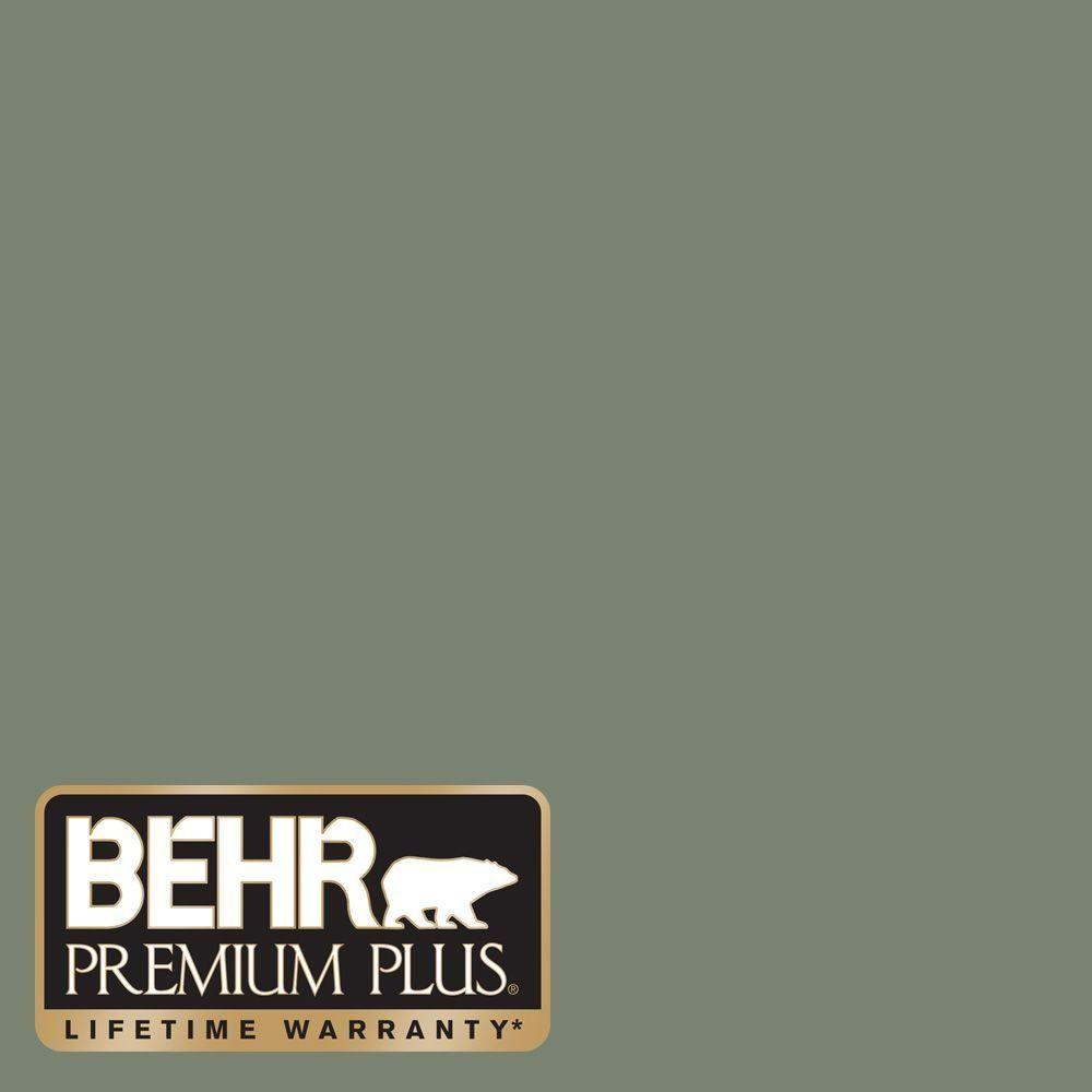 Behr Premium Plus 1 Exterior Paint Interior Paint Green Exterior Paints