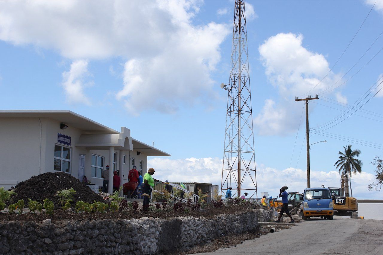 Harrison's Point facility to be handed over to Gov't