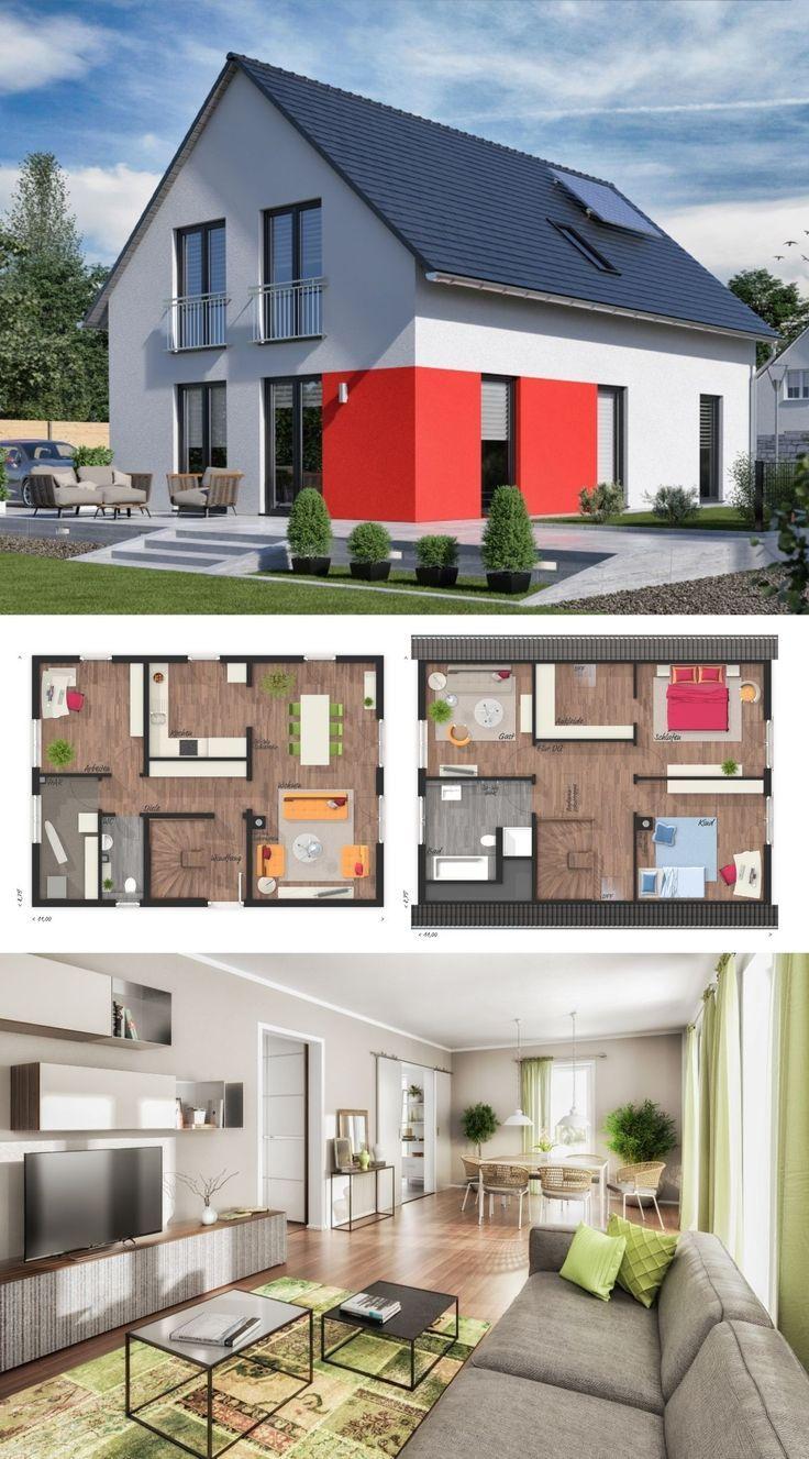 Modern Minimalist Style Architecture Design House Plans