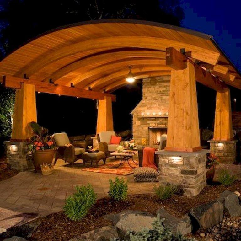 60 incredible outdoor patio design ideas for backyard