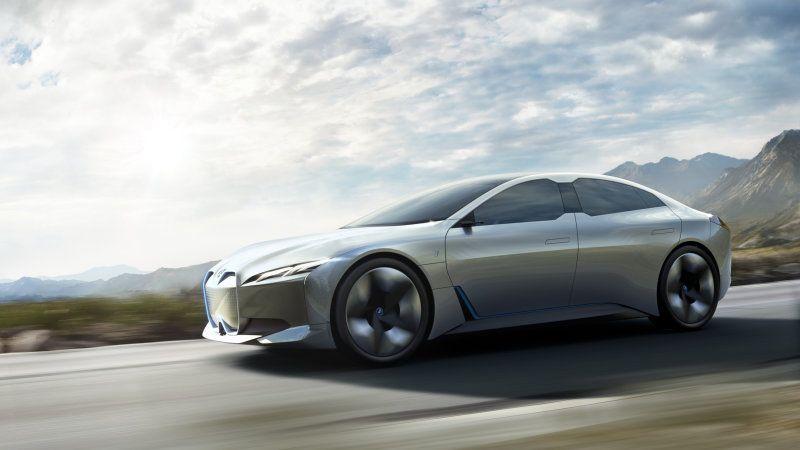 2020 Bmw I4 Electric Sedan Confirmed Bmw Electric Car Bmw Electric Electric Cars