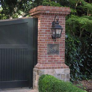 Scda Portfolio Elements Of A Garden Gates Amp Gateways