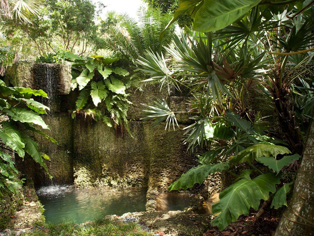 Coconut Grove, FL Garden | Raymond Jungles, Inc. | Heavenly gardens ...