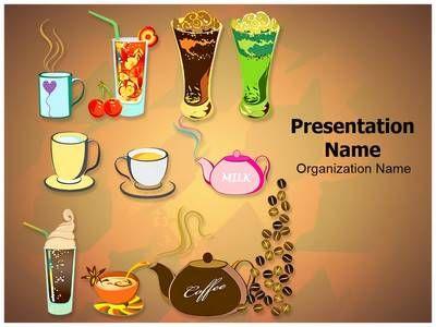 Starbucks Menu Powerpoint Template Is One Of The Best Powerpoint